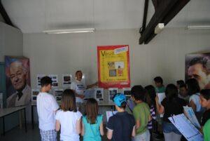 Une classe de CM2 à Veuil informée sur l'affaire Mis & Thiennot