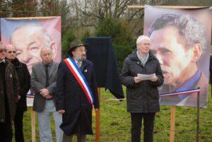 Projection/Inauguration sur la commune de Préaux (36240)