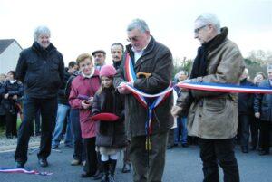 Inauguration à Saint-Gaultier (36)