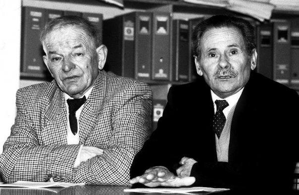 Raymond Mis et Gabriel Thiennot