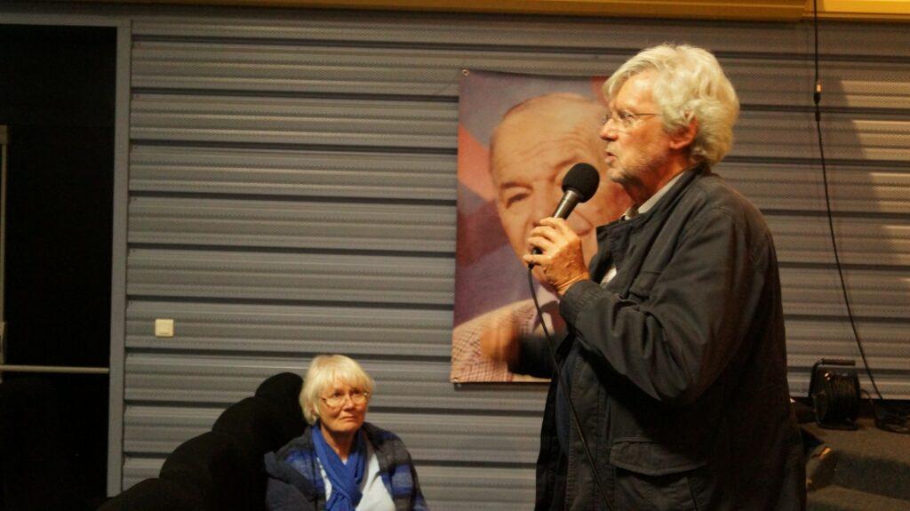 Projection/débat à Clermont-Ferrand