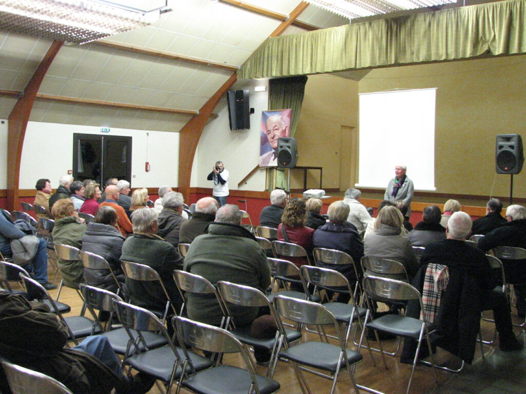 Projection/débat sur la commune d'Écueillé (36240)