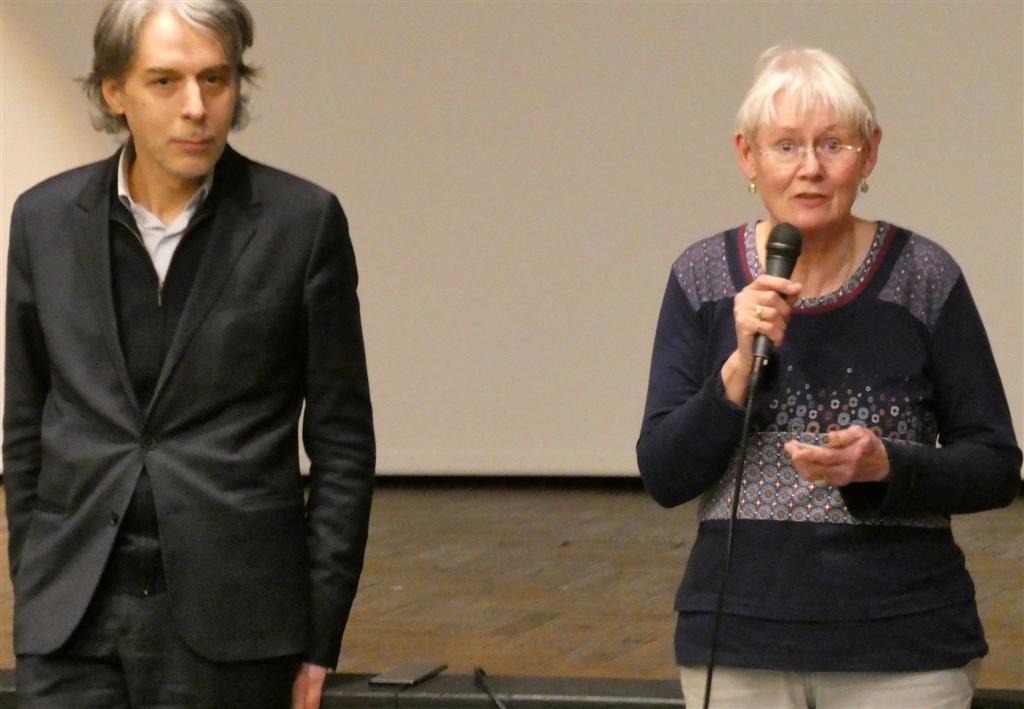 Projection-Débat de Présumés coupables, l'affaire Mis et Thiennot à Paris